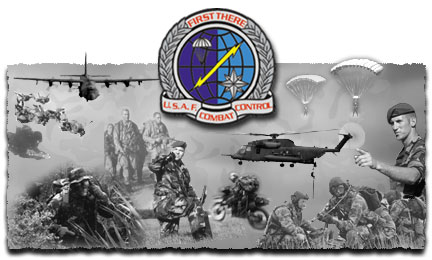 USAF Combat Control - First In, Last Out.