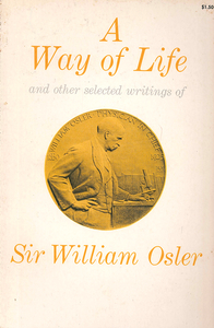 Published as a Centenary Tribute to Osler.