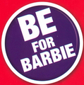 Be for Barbie!