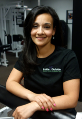 We welcome Blanca Mendez, our Summer 2014 Kinesiology Intern!