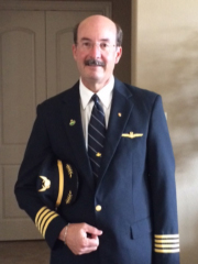 Captain Dan Hassenger!  United Airlines Pilot! 30+ years experience!