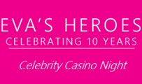 Silent Auction Items for Eva's Heroes Celebrity Casino Night 2016!