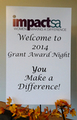 Check out our Facebook Album of this event. Inside Outside is a Non-Voting Friend of Impact San Antonio