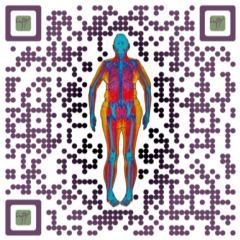 QRlicious Custom made QR code for our DXA Body Composition Scan service.