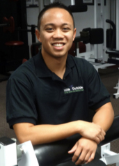 We Welcome Kevin Palomero, 2013 Spring Kinesiology Intern!