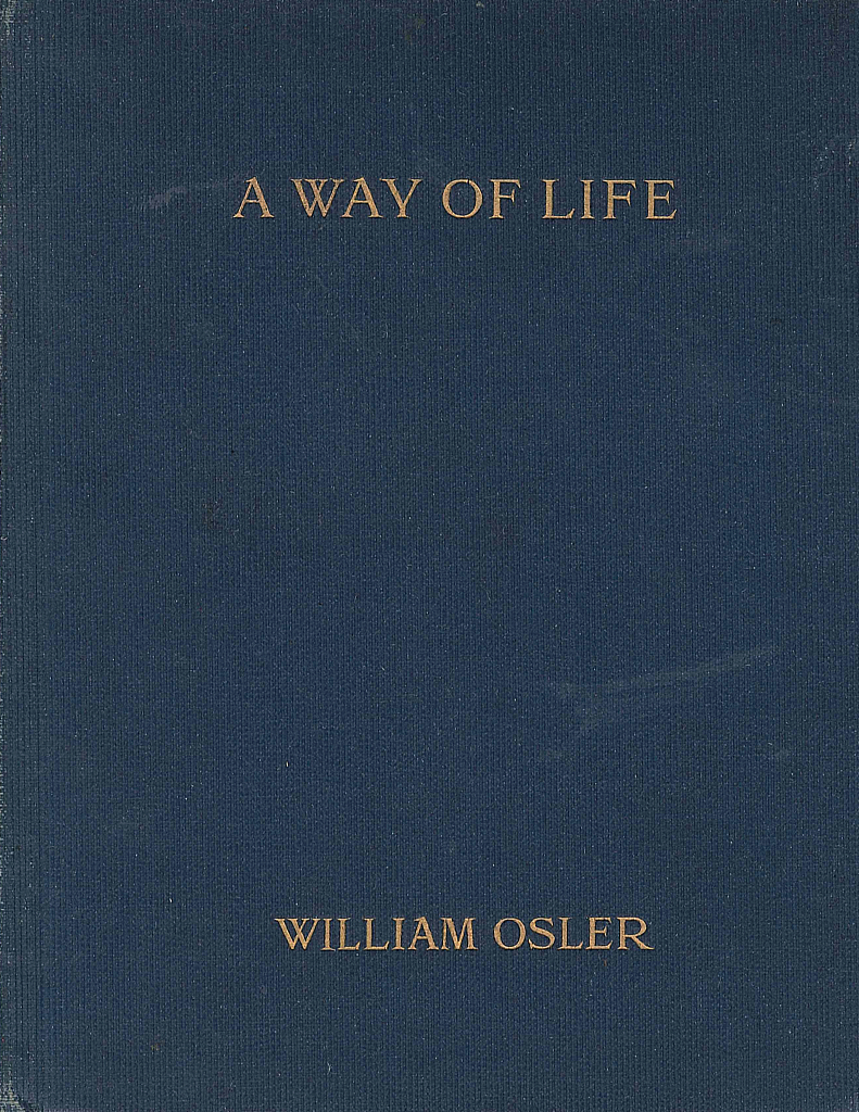 a biography of the life and works of sir william osler Biography – osler, sir william – volume xiv osler sought to make the work of the third-and fourth-year student as the life of sir william osler (2v.
