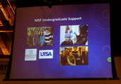 Mind Science Foundation supports programs at UTSA!