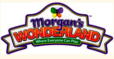 Project Angel Fares benefits Morgan's Wonderland!! A Place where all kids can play! Only in San Antonio!