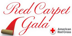 Inside Outside donated silent auction items forAmerican Red Cross Red Carpet Gala!