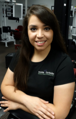 We wecome Ruby Munoz, 2016 Fall Kinesiology Intern!