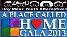 Silent Auction items for A  Place Called Home Gala benefiting Roy Maas' Youth Alternatives, Inc. is committed to caring for children in crisis.