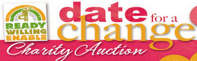 Silent Auction Items to educate persons with disabilities.