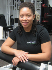 We Welcome Shanell Johnson, 2013 Spring Kinesiology Intern!