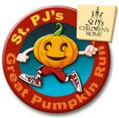2012  Donation for the Great Pumpkin Run sponsored by St PJ's Children's Home