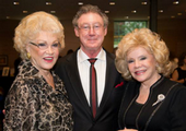 Dr. Christian with Barbara Banker and Betty Howard at The Trailblazer Gala!