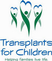 Supporting Children with transplants, one of our favorite non-profits.