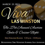 Silent Auction Items for the Annual Gala of the Winston School!!