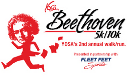 We are a Sponsor for this race at the